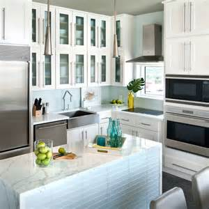 Modern Kitchen Tile Backsplash cabinets to go