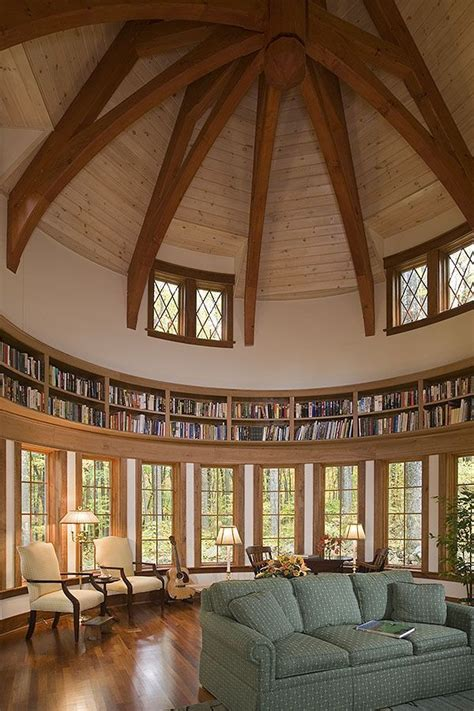 fourier room circular reading room home pinterest