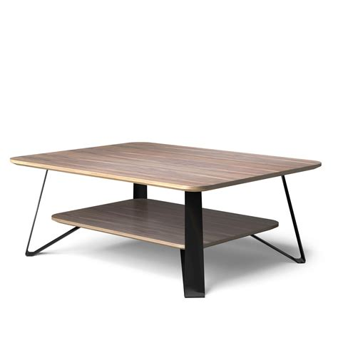 Table En Bois Carré 1389 by Table Basse Design Francais Ezooq