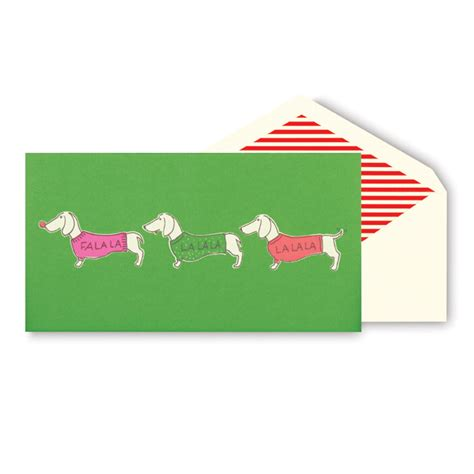 kate spade cards kate spade dachshunds cards by kate spade