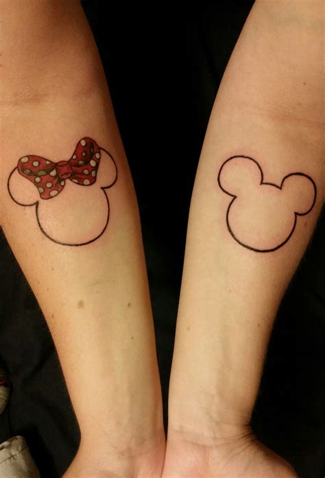 couple tattoos tumblr got my a days ago stacinicole91
