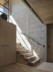 Interior Concrete Stairs Design Decorating Ideas For Interior Concrete Walls