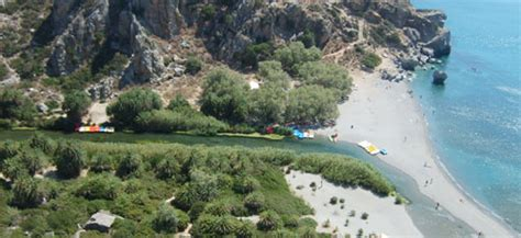 Cool Camping Chairs Preveli Information About The Beach And Ammoudi