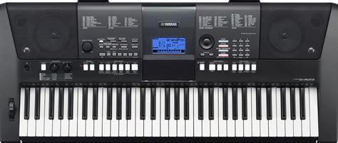Keyboard Organ Tunggal Yamaha pin yamaha keyboard psr e433 organ tunggal arranger harga