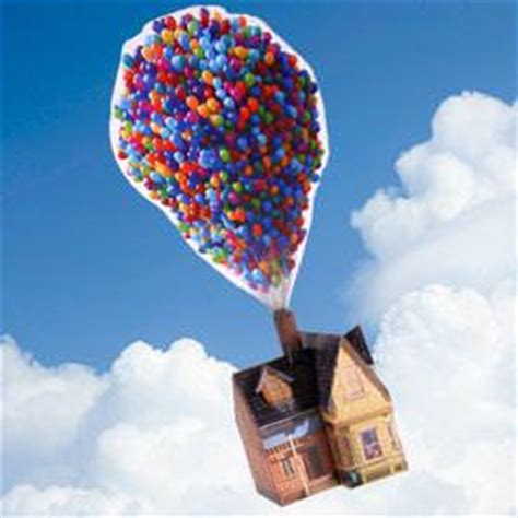 disney printable up house with balloons 3d up printable house with balloons tip junkie