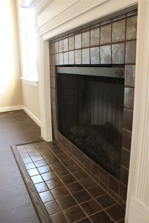 fireplace surround with tumbled marble fireplace ideas