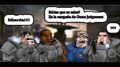 Gears Of War Meme - los mejores memes de gears of war youtube