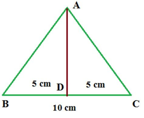 above height a five a side books area of equilateral triangle