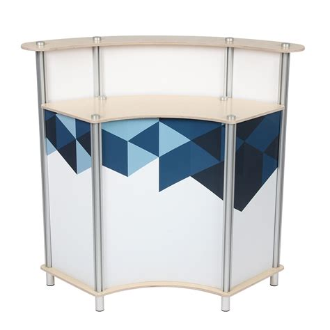 Mini Reception Desk Mini Reception Desk Displaystar