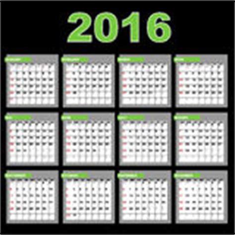 Calendrier 2019 Avec Numéro De Semaine Calendrier 2016 Photo Stock Image 48310754