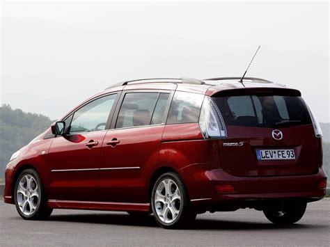 mazda minivan 5 minivan 2nd generation facelift 5 mazda