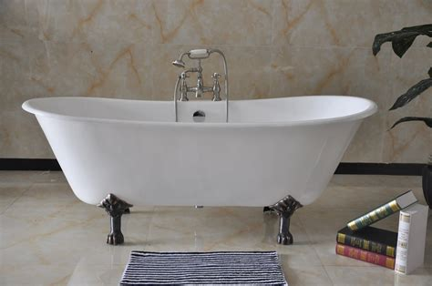 who buys cast iron bathtubs 72 quot freestanding bathroom cast iron bathtub nh 1022 2