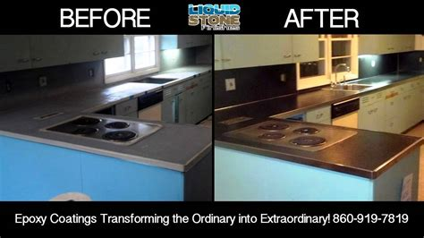 Countertop Coating by Epoxy Concrete Resurfacing Wilton Ct Epoxy Coating