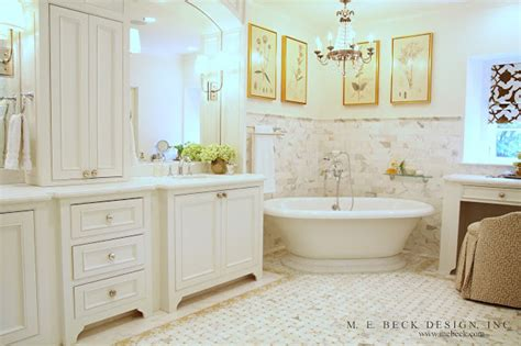 live beautifully 1920 s renovation the master bath