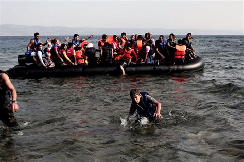 refugee boat conditions why the u s can t immediately resettle syrian refugees