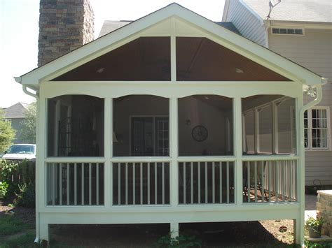 screened porch screened porches raleigh nc custom built screen porches