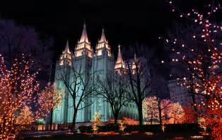 lights temple square 12 days of temple square
