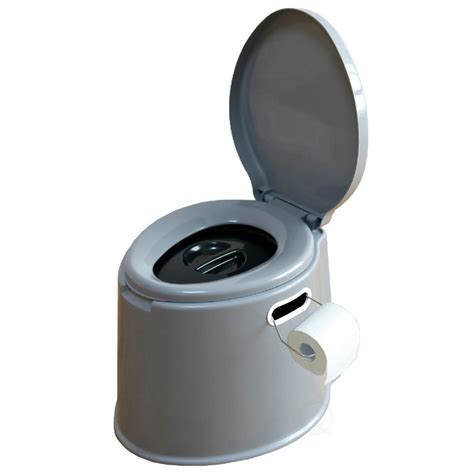 Travell Toilet basicwise portable travel toilet for cing and hiking non electric waterless toilet shop