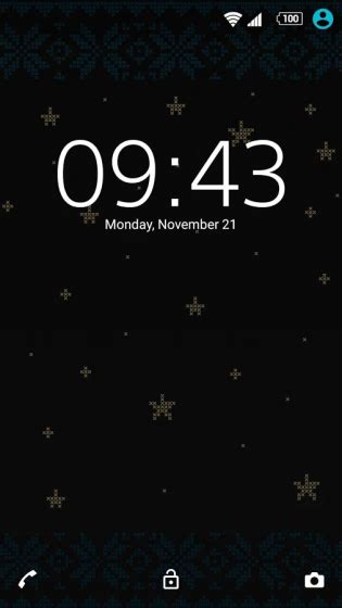xperia themes facebook broidery xperia theme released by sony xperia blog