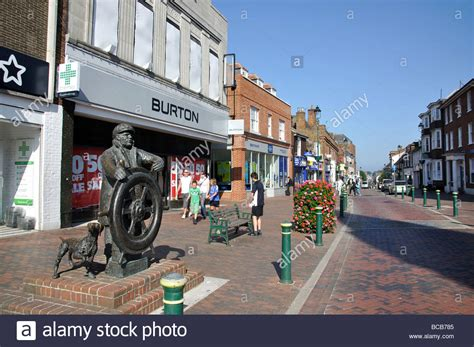 houses to buy in sittingbourne high street sittingbourne kent england united kingdom stock photo royalty free