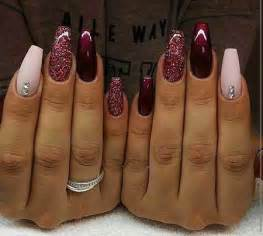 30 acrylic nail designs for winter styles 2017