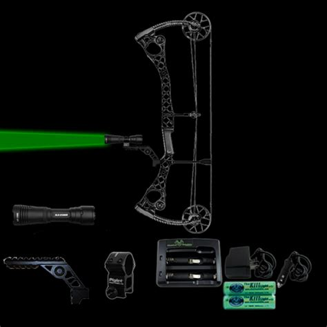 Bow Lights by Kill Light 174 Xlr 250hd Bow Light Package Cyber Week Lights