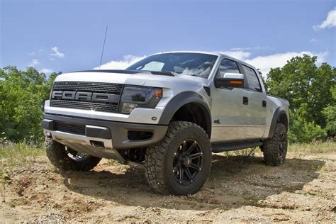 ford raptor lifted just added 2010 2014 bds f150 raptor svt 4 quot suspension