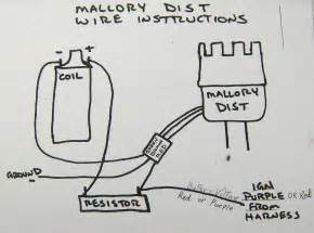 mallory ignition wiring diagram pontiac mallory free engine image for user manual