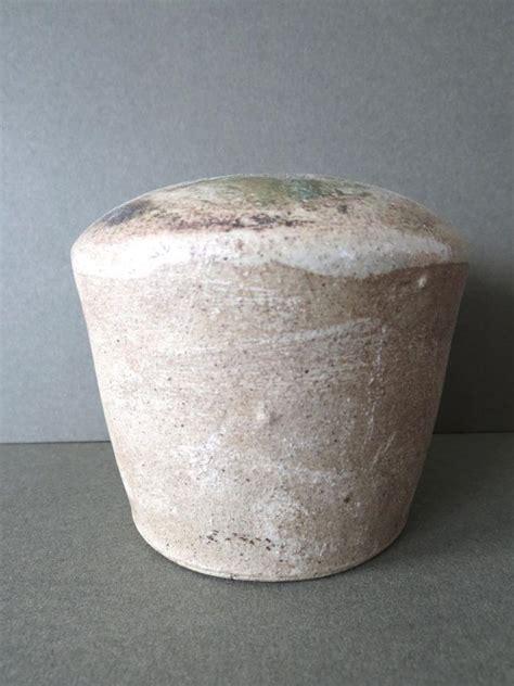 Pottery Vase Signatures by Vintage Raku Pottery Vase Signed Ebay