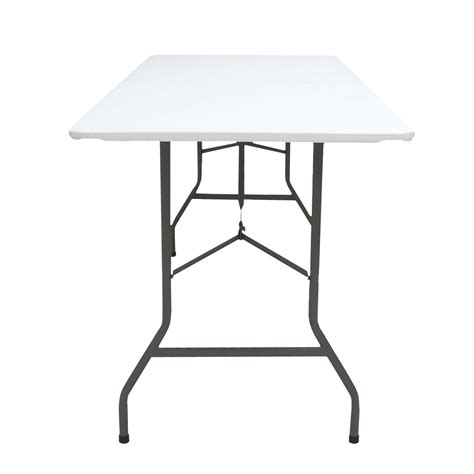Ivaro Indachi Folding Table Ft 02 6ft folding trestle table heavy duty catering garden