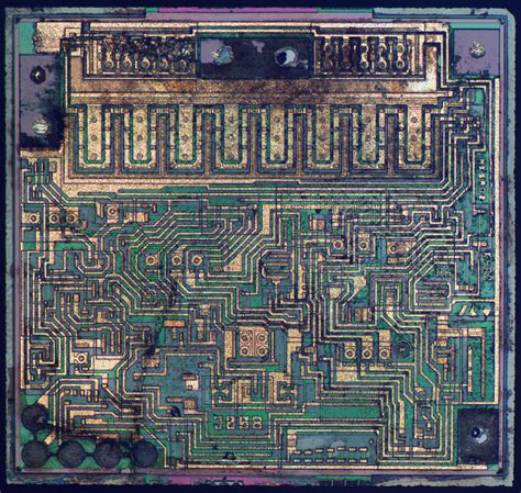inside integrated circuits how to 171 open 187 microchip and what s inside zeptobars