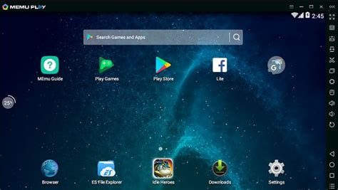 Android Emulator For Windows 10 by 9 Best Android Emulators For Windows 10 And Mac Pc