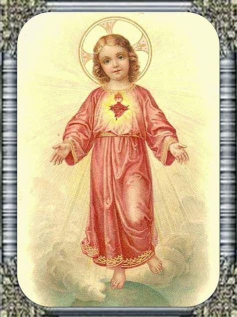 imagenes de jesus niño oraciones milagrosas y poderosas divino ni 209 o jesus