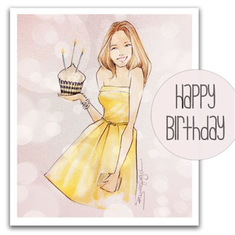 imagenes happy birthday fashion fabulous doodles fashion illustration blog by brooke hagel