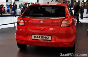 maruti suzuki baleno 2016 india launch 4 gaadiwaadi