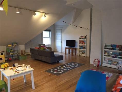 lighting for attic playroom