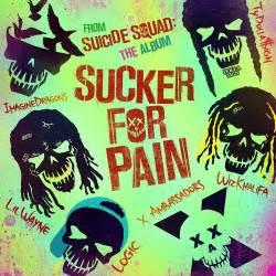 Suicide squad images suicide squad the album quot sucker for pain