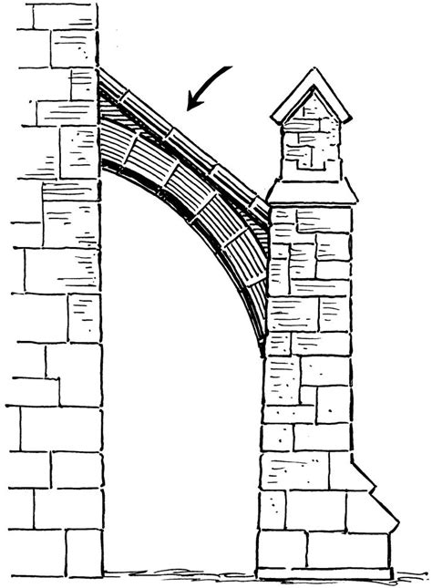 B Arch Sketches by Flying Buttress Sketch Search Level Design