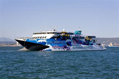 from miami to bahamas by boat new ferry service from ft lauderdale to freeport