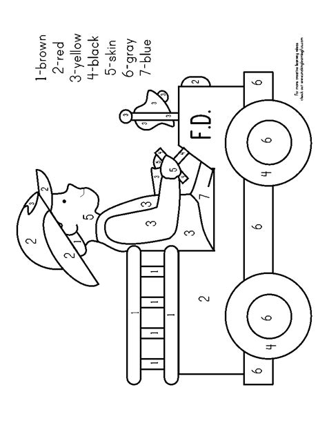 firefighter jacket coloring page free coloring pages of fireman coat