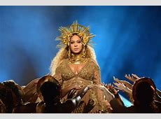 Grammys 2017 Beyonce: Every Moment You Need to Know ... 18 Weeks And No Baby Bump