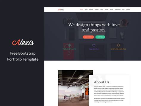 top 10 free bootstrap templates for september 2016