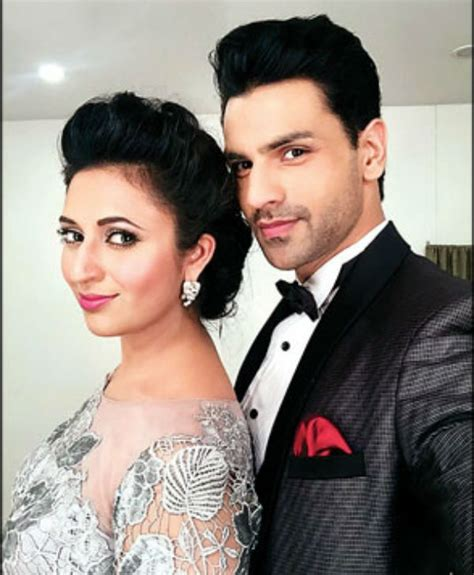 vivek dahiya mother name yeh hai mohabbatein actors divyanka tripathi and vivek