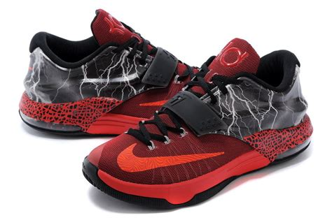 kd 7 shoes for nike kd 7 basketball shoes lighting black