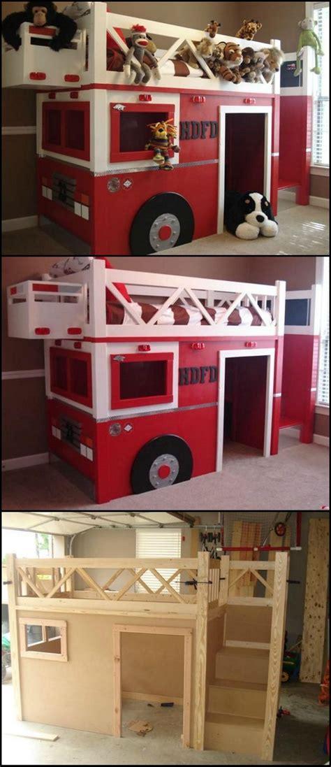 lightning mcqueen bunk bed bedroom truck bunk bed for inspiring unique bed