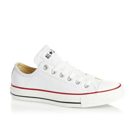 converse chuck all original leather ox shoes