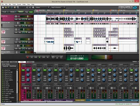 How To Mix Songs On Garage Band by Acoustica Mixcraft 6 Review Alphr