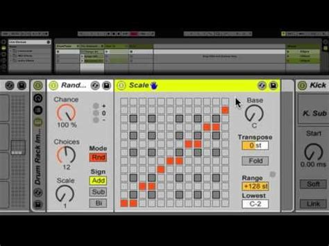 tutorial drum rack ableton 91 best vst images on pinterest audio drum and drum kit