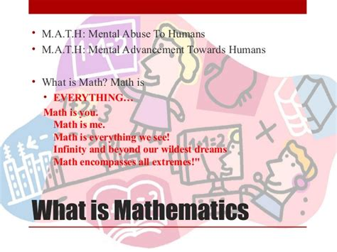 What Is Stem Mba by Stem 102 Presentation Why Mathematics