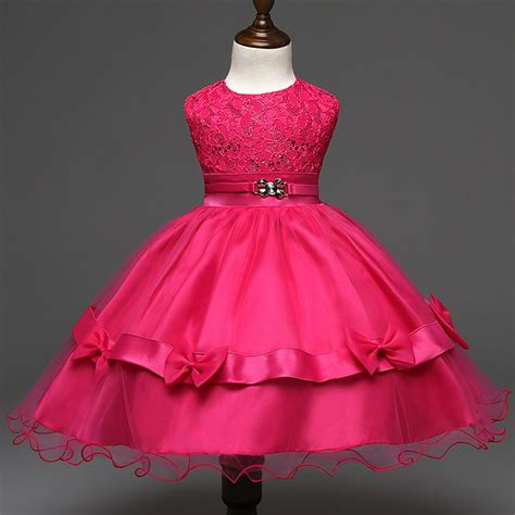 design flower girl dress online 2017 vintage dresses for girls new designer princess